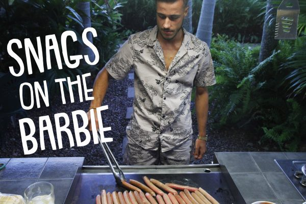 Free BBQ at the Woolshed Backpackers!