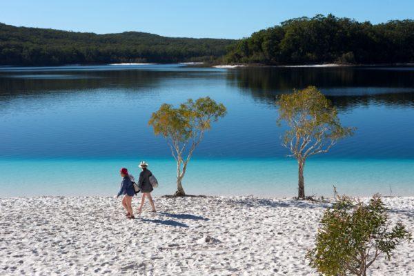 Lake-McKenzie-Fraser-Island